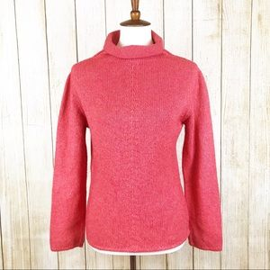 Burberry London Turtle Neck Long Sleeve Sweater M